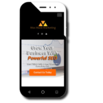 Max Made Marketing mobile